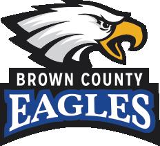 Brown County Eagles Logo