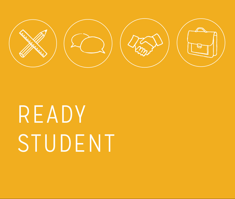 Ready Student Graphic